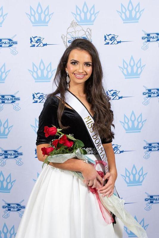 Miss Dorman 2019 V. Pellegrino