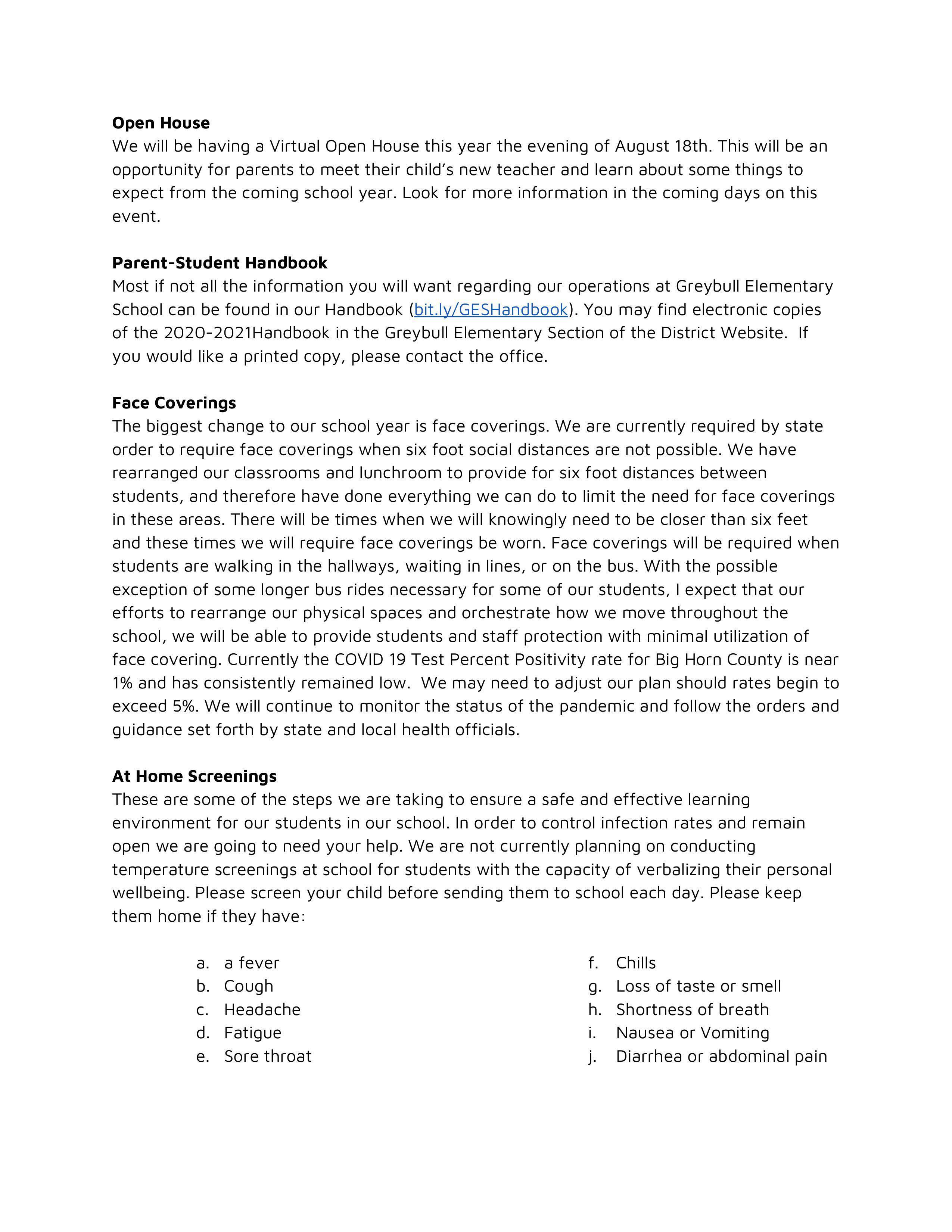 Parent Letter Page 3