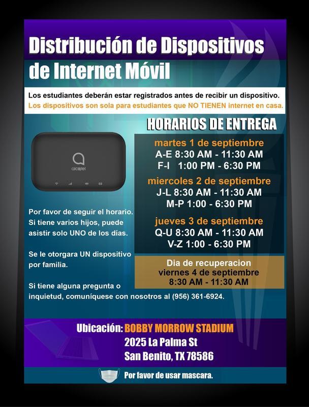 internet Distribution Hotspot