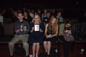 wms fbla students honored