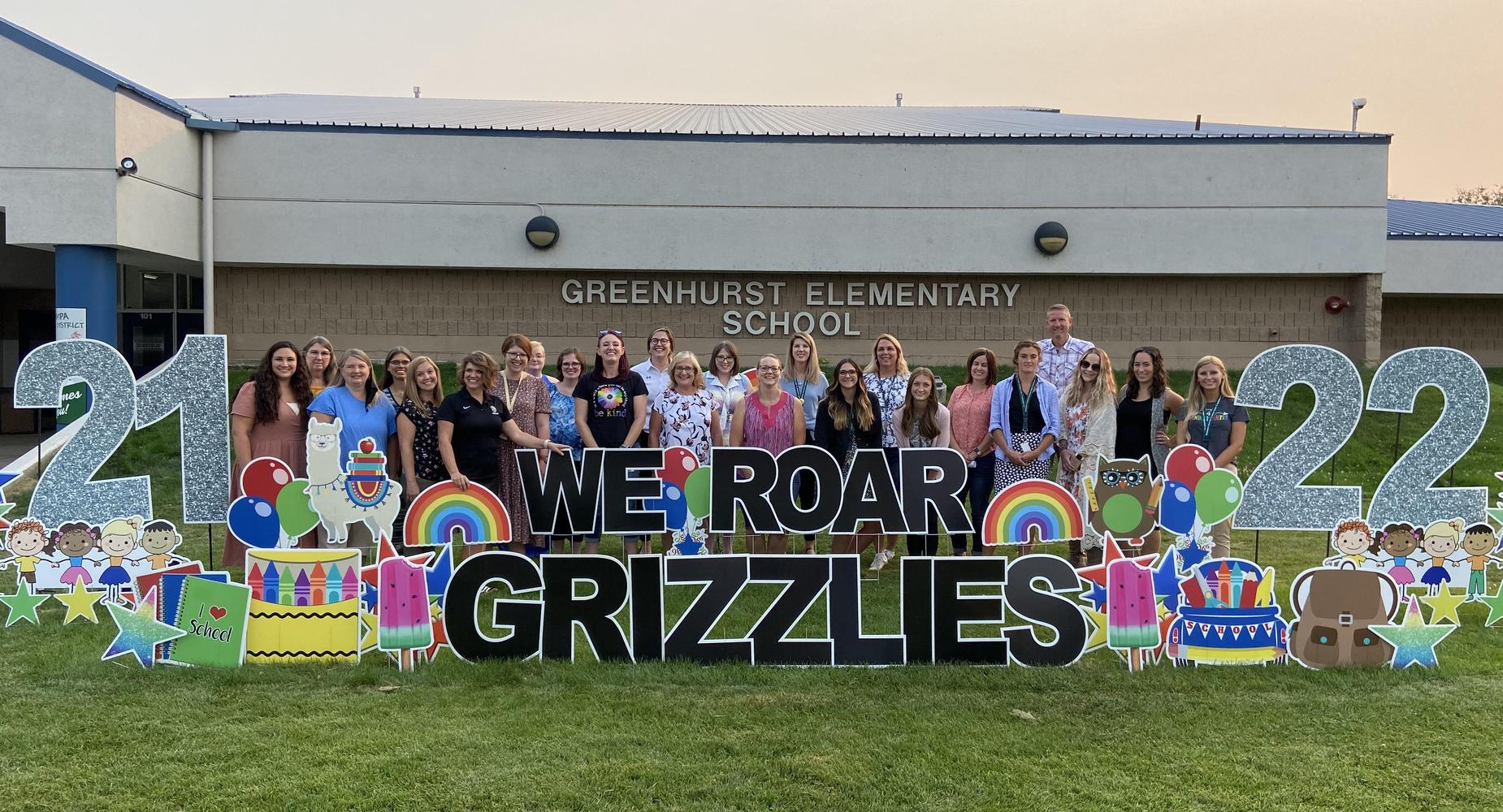 Welcome back Grizzlies