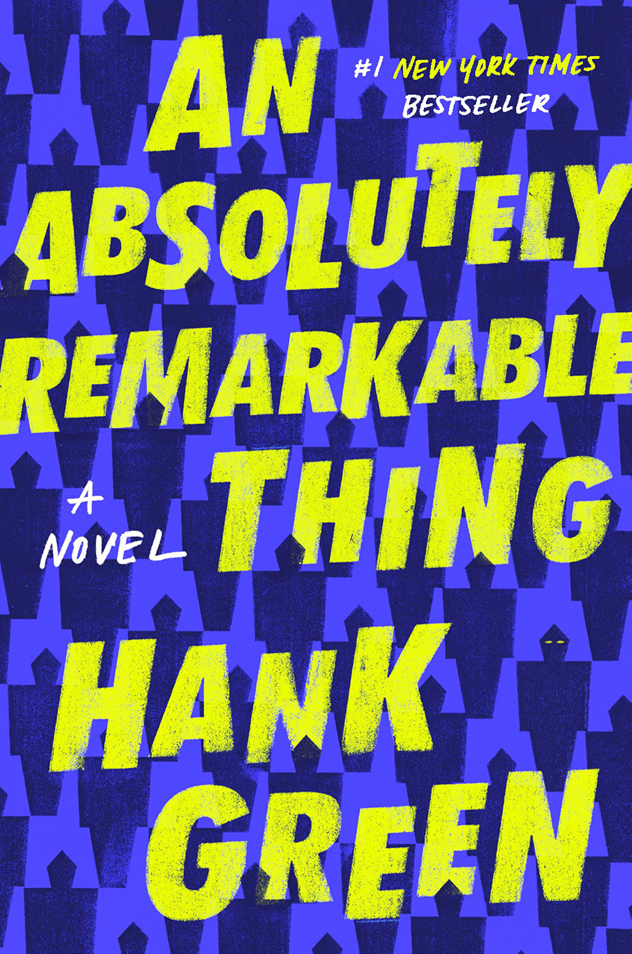 Book cover for An Absolutely Remarkable Thing