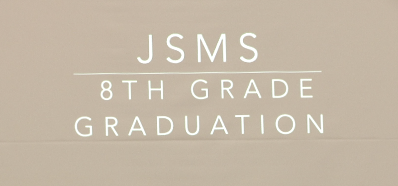JSMS Graduation