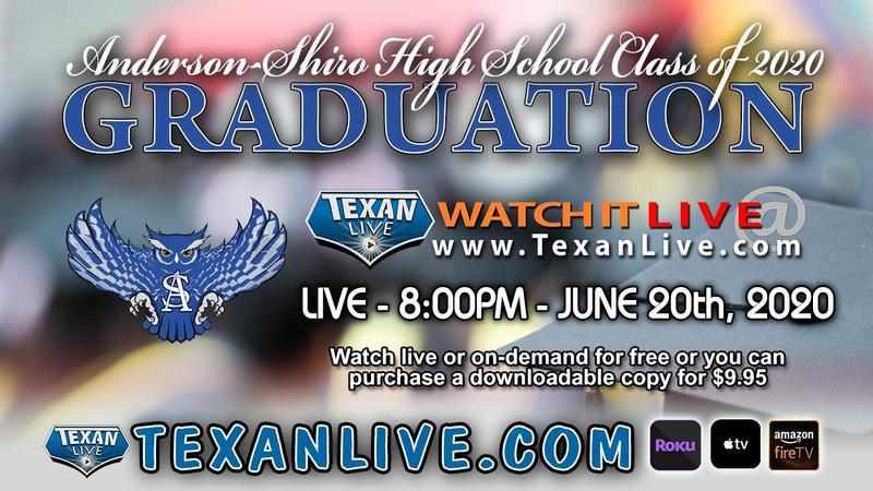 Anderson-Shiro Graduation Livestream Featured Photo