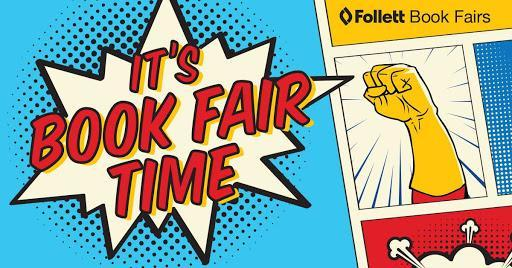 Book fair time