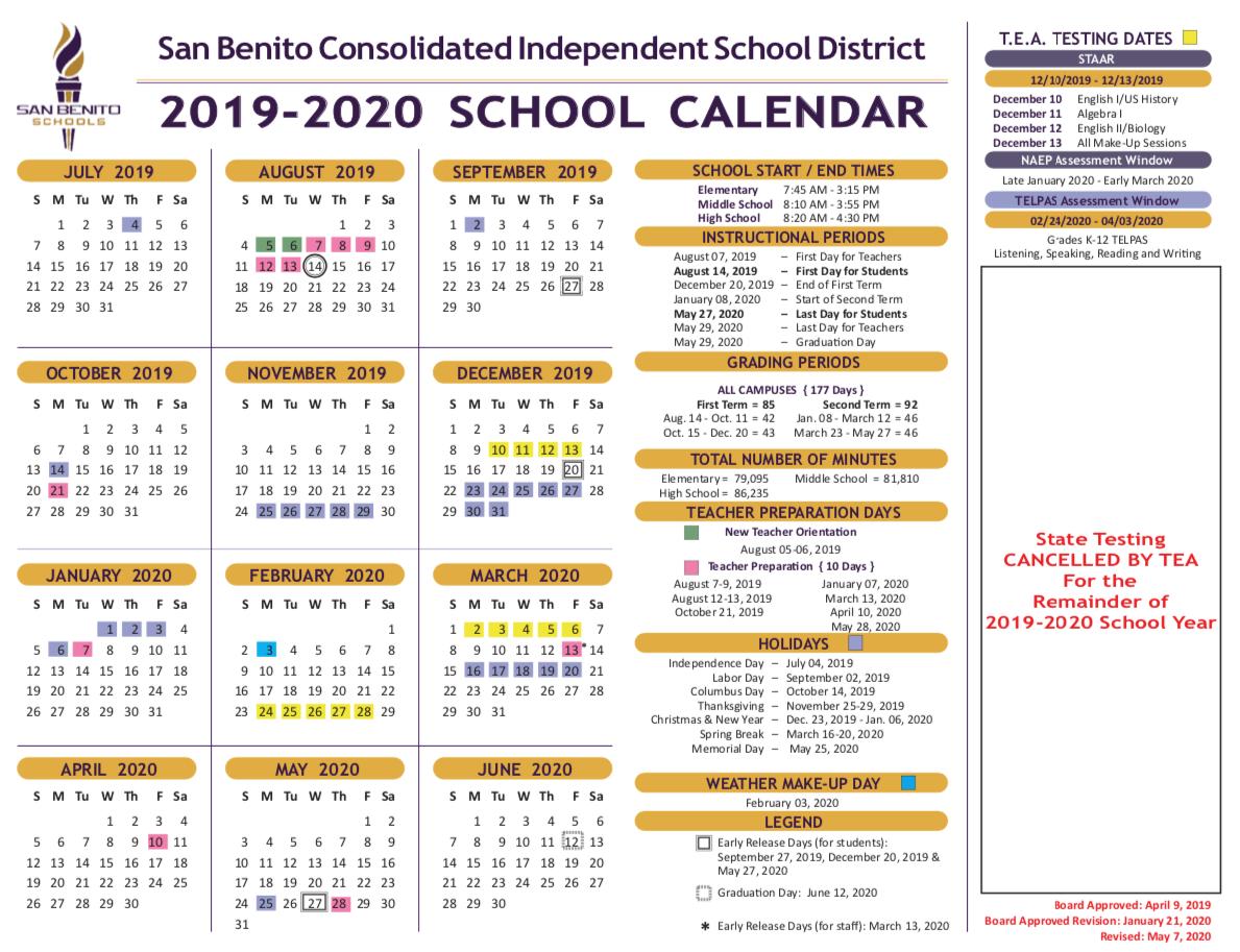 19-20 Calendar revised