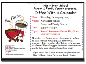 coffee w/counselor