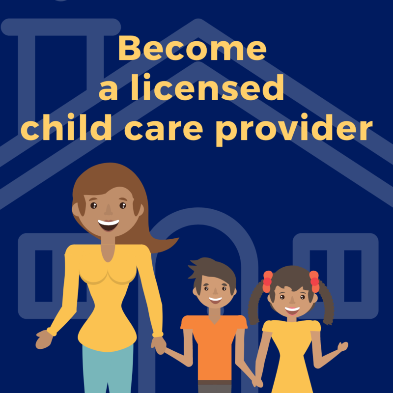 Become a licensed child care provider Featured Photo
