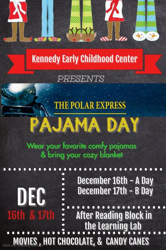 Kennedy Early Childhood Center presents