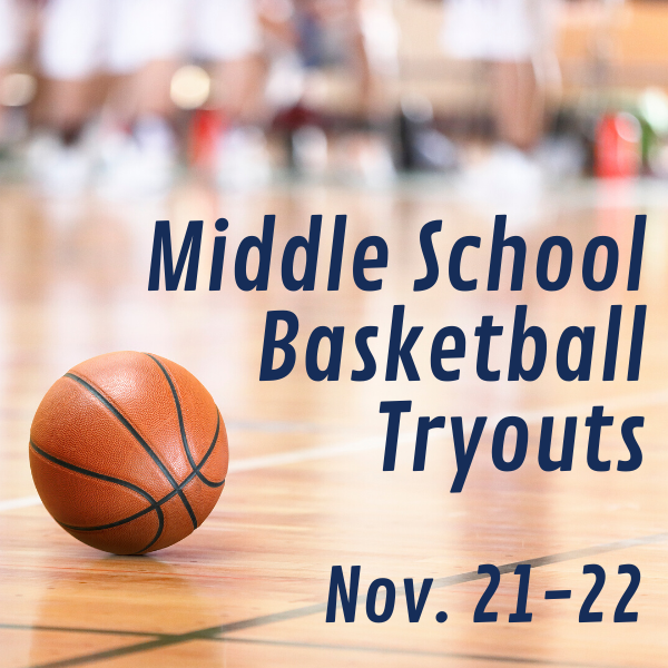 MS Basketball Tryouts