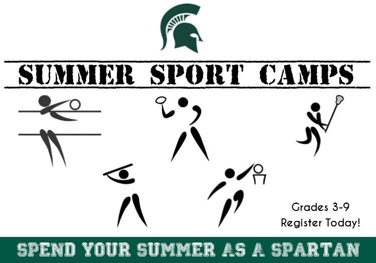 Sports Camps are Filling Fast! Featured Photo