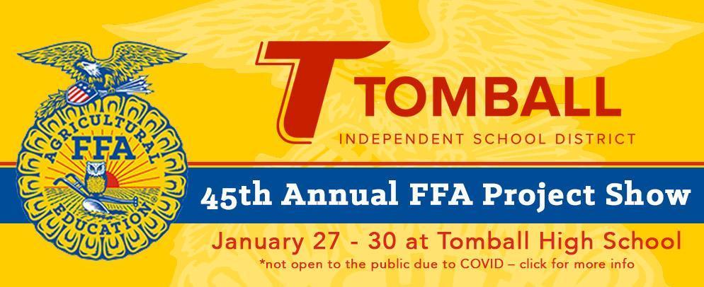 45th Annual FFA Project Show & Sale