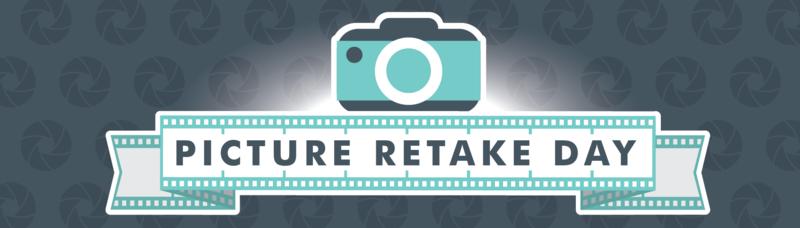 Picture retake with camera