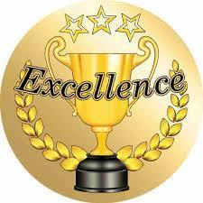 Excellence Gold Seal