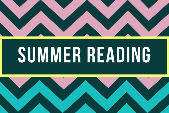 Summer Reading 2018 Featured Photo