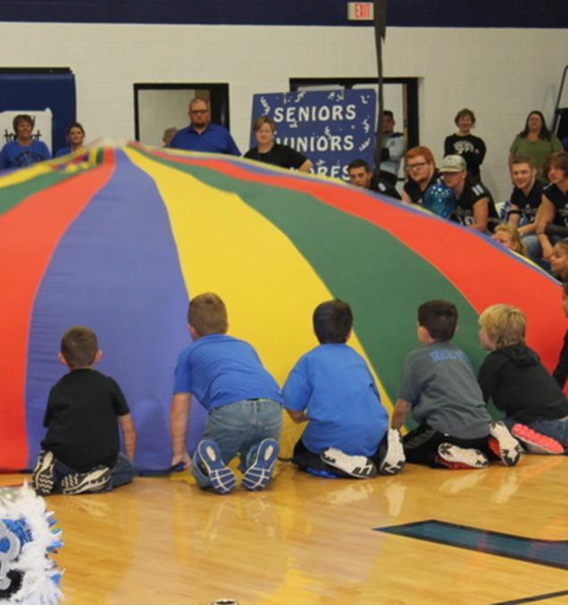 SFE Parachute Program