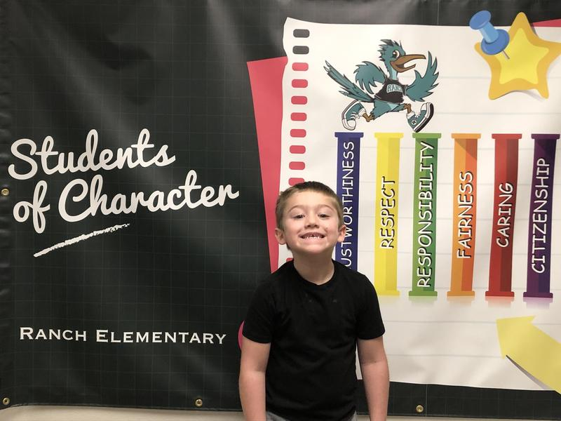 Student of the Month for March