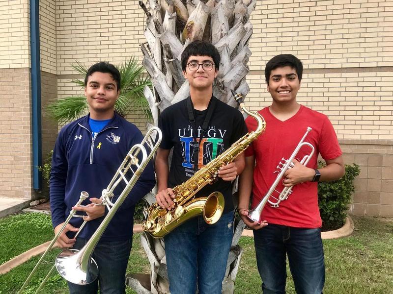 VMHS Jazz Musicians