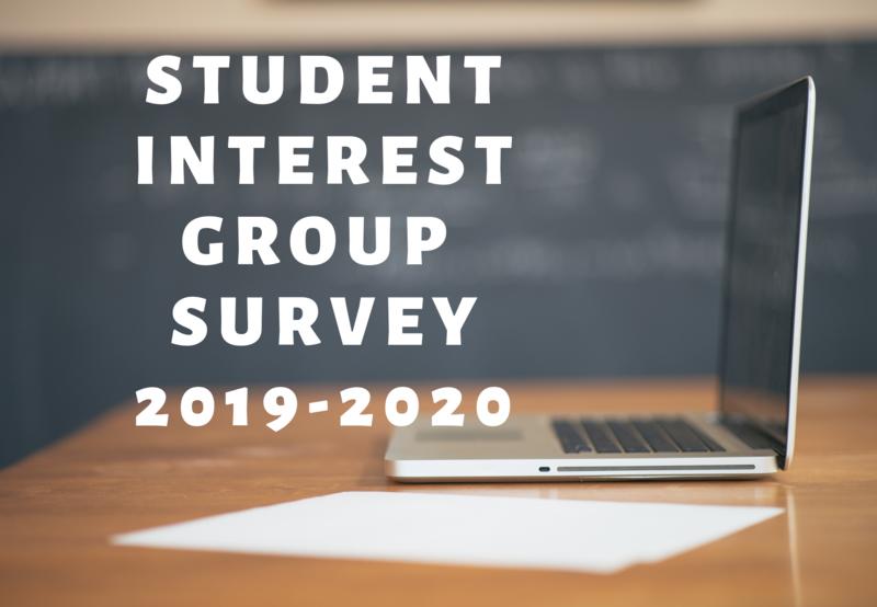 Student Interest Group Survey 2019-2020 Thumbnail Image