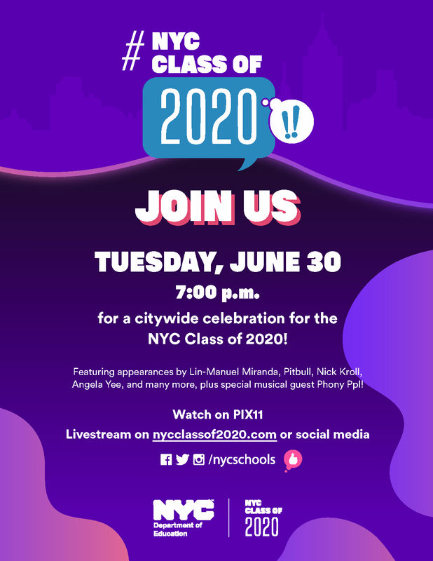 NYC Class of 2020