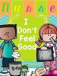 I do not feel well image