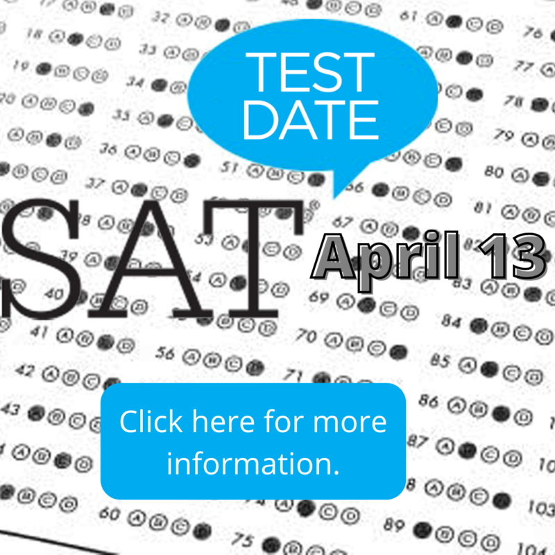 SAT - April 13 - 11th Grade Action Requested Featured Photo