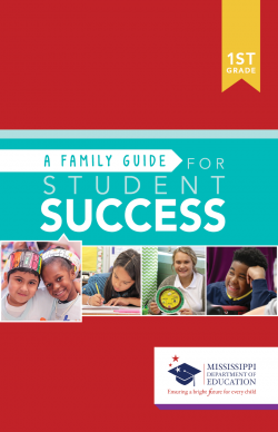 A Family Guide For Student Success - 1st Grade