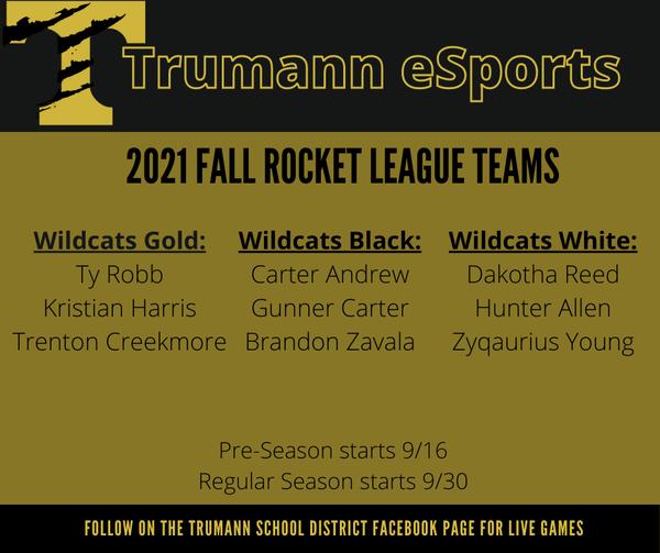 Trumann eSports Featured Photo