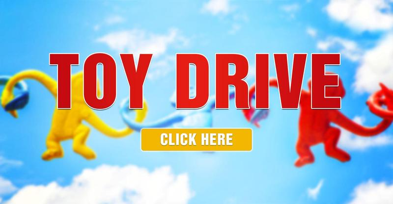 Student Council Toy Drive: November 18 - December 16