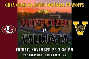 Johns Creek vs. Valdosta