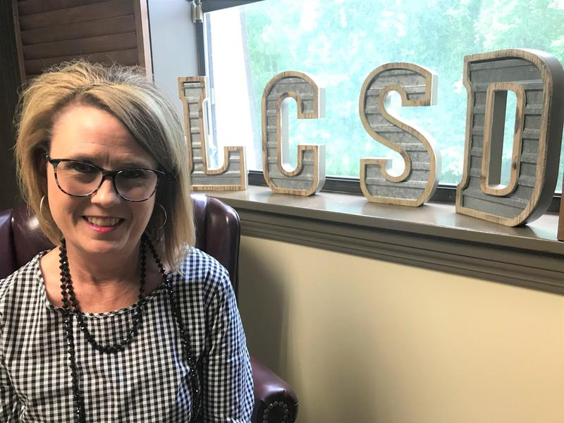 New LCSD Business Manager Mrs. Tracy Luke