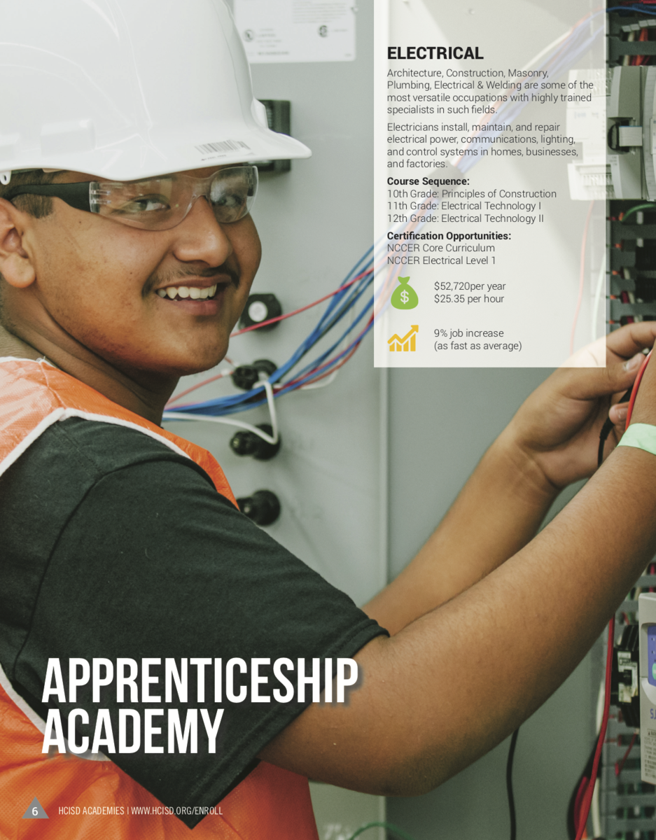 Electrical – Academies – Harlingen Consolidated Independent