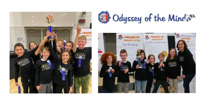 Odyssey of the Mind 2020