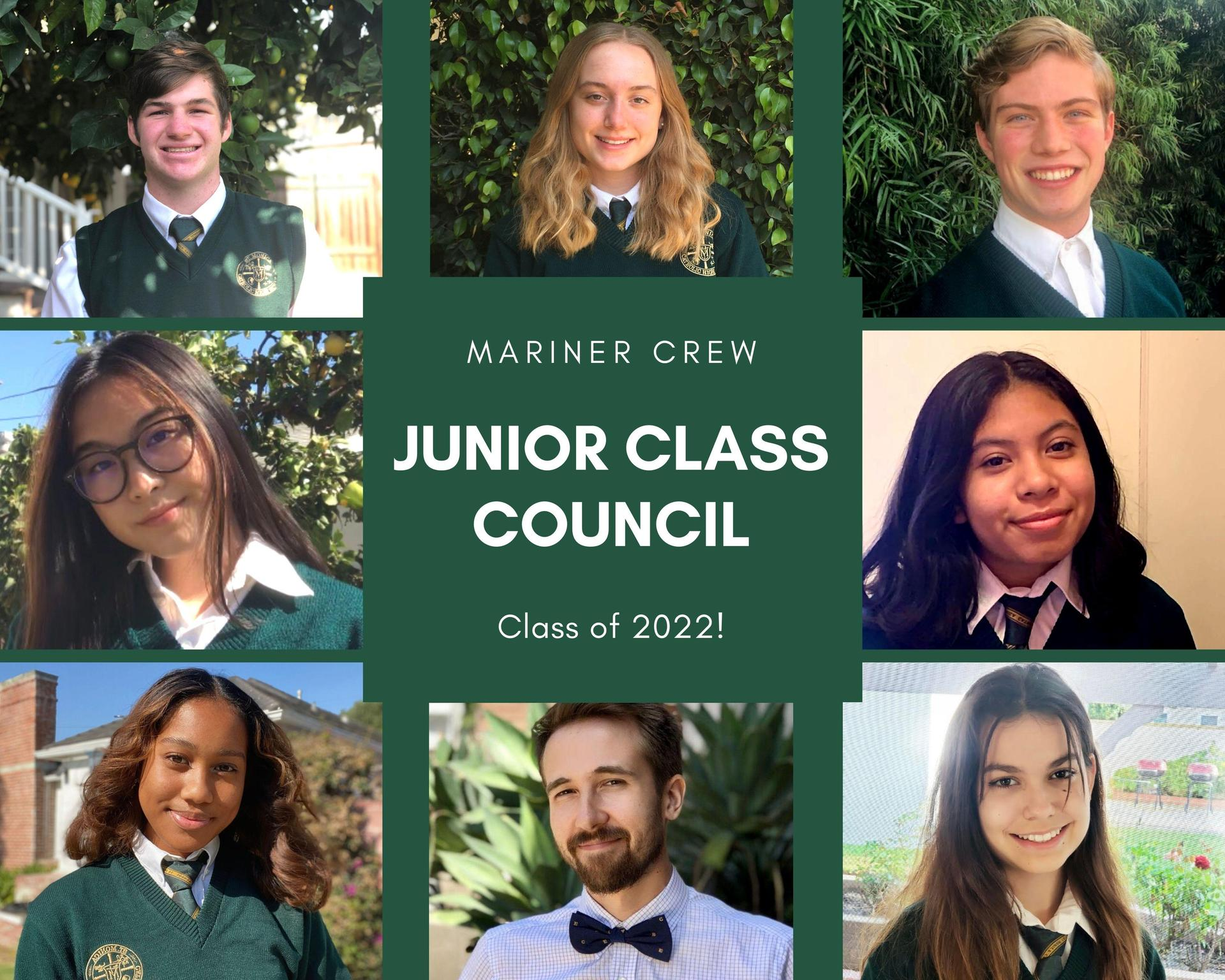 Junior Class ('22) Council