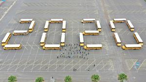 school buses 2020