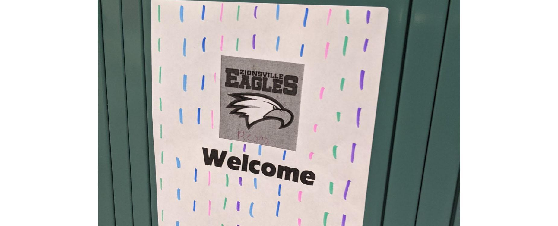 welcome zionsville eagles