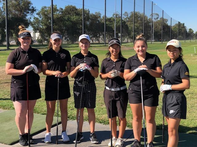 Girls Golf League Finals.