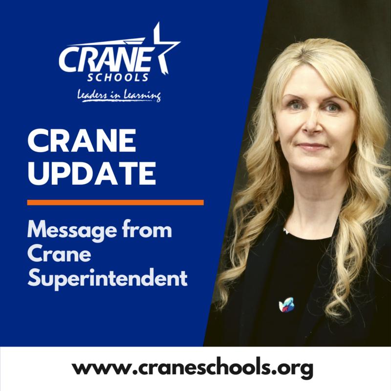 Superintendent Doering Message