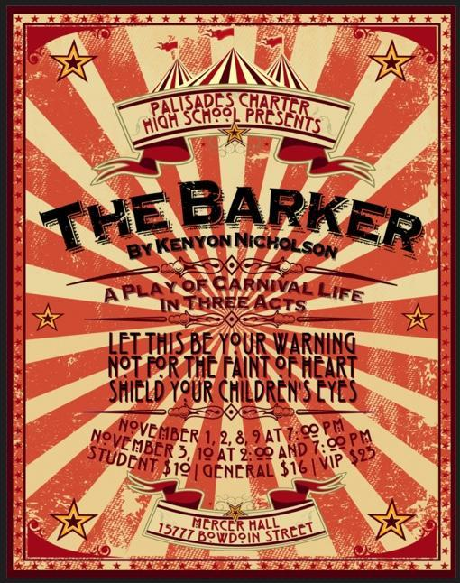 The Barker is Back Thumbnail Image