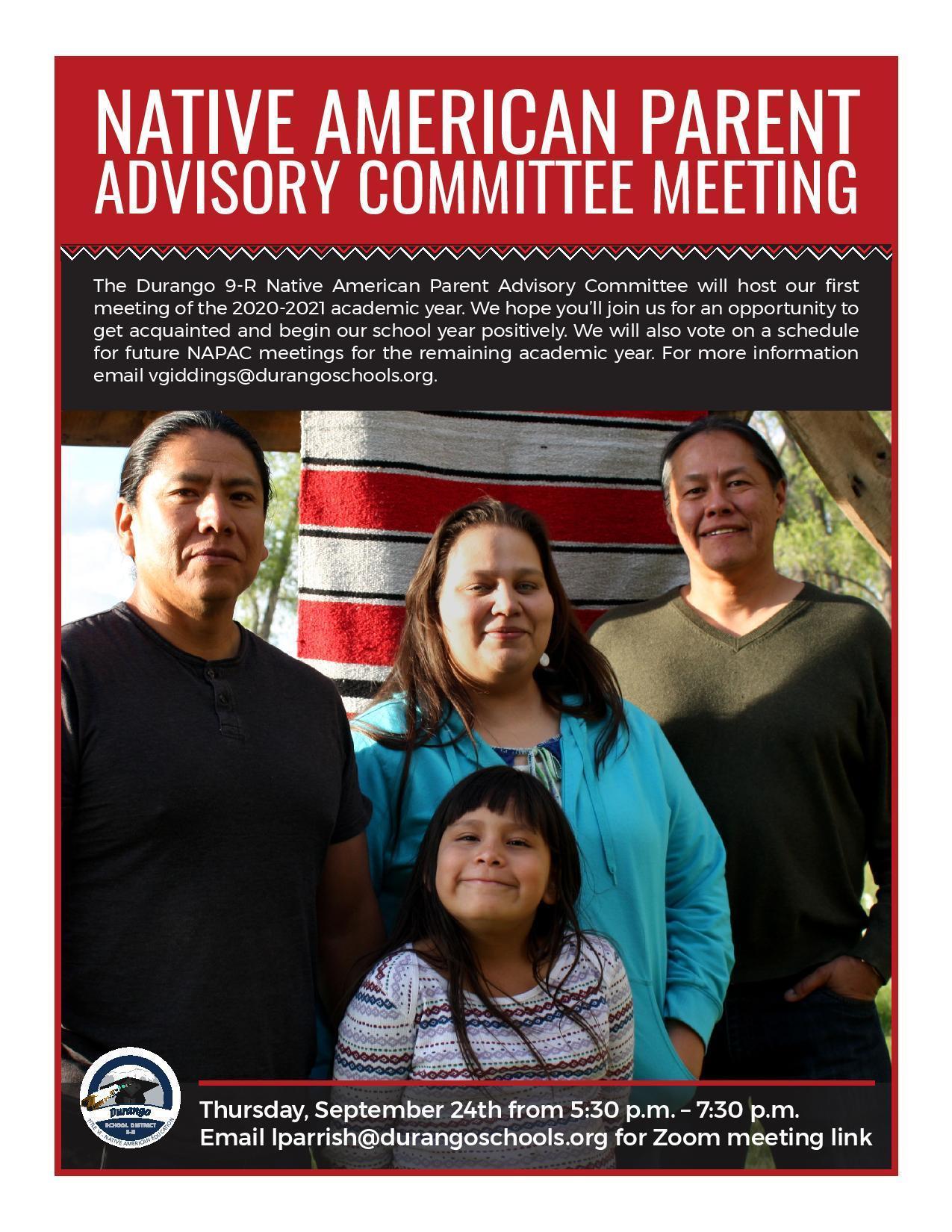 Fall NAPAC Meeting