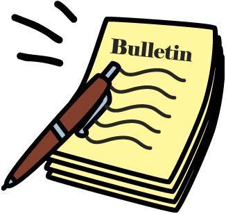 Senior Bulletin Available Thumbnail Image