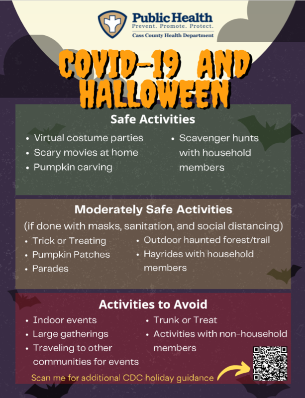 COVID-19 and Halloween