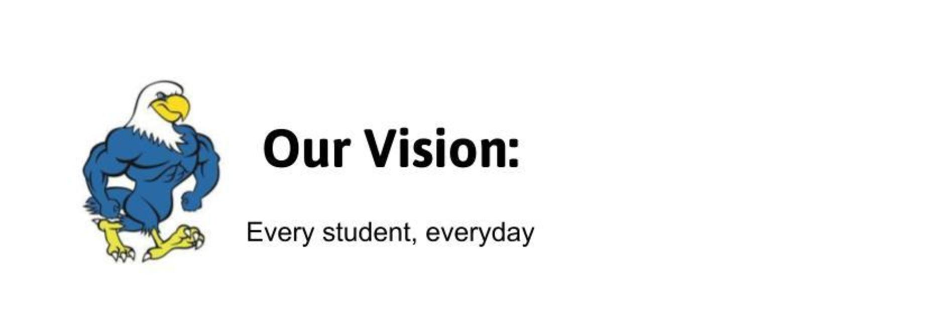 Our Vision: Every student, everyday