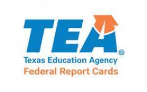 TEA Federal Report Card Logo