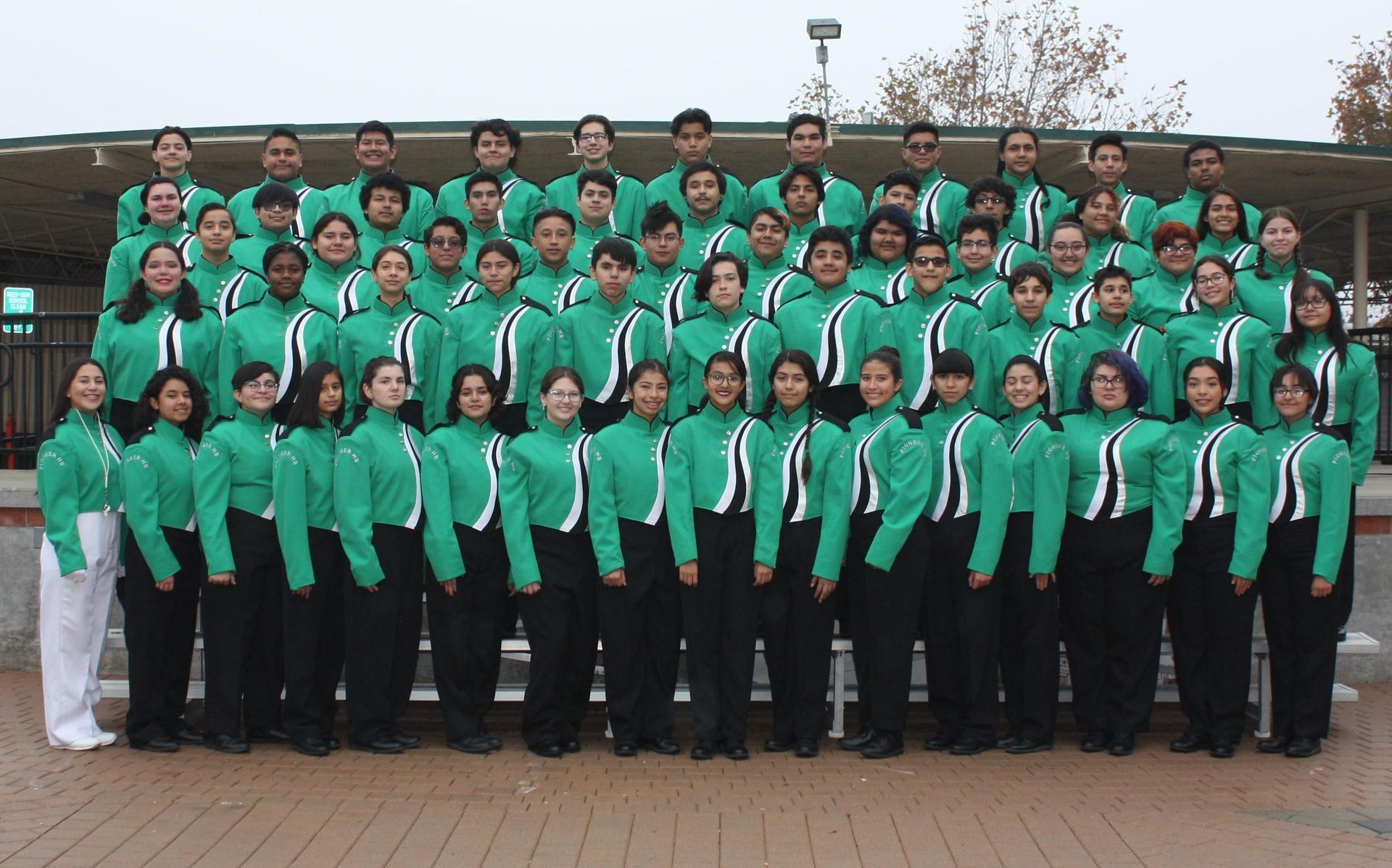Pioneer Band 2019-20