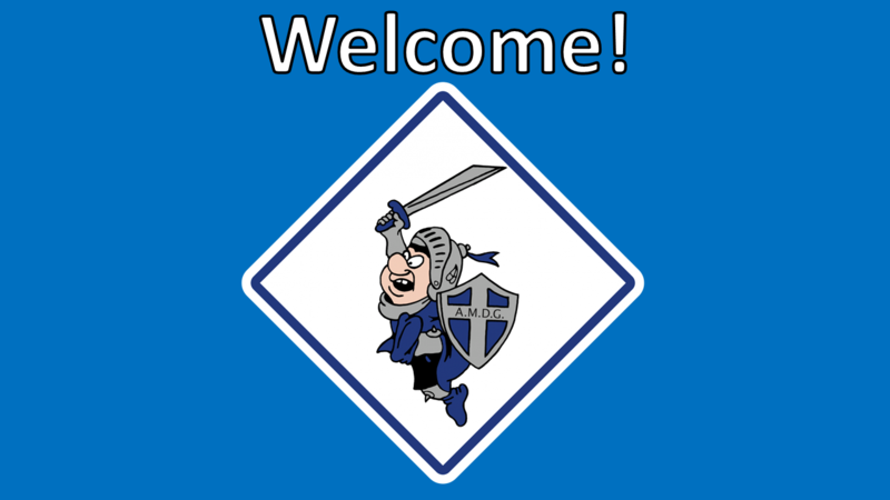 Welcome with Crusader