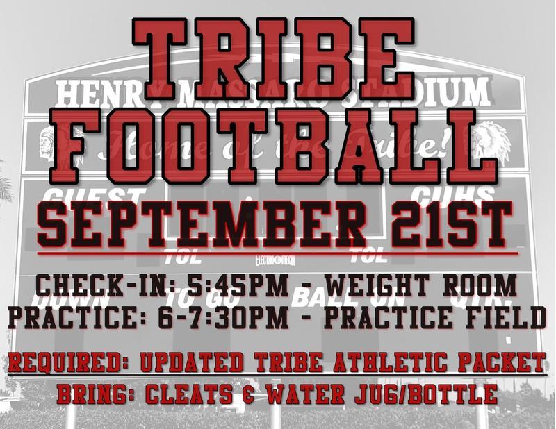 Tribe Football
