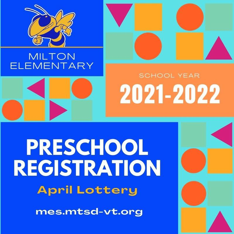 2021-2022 Preschool Registration & Lottery Featured Photo