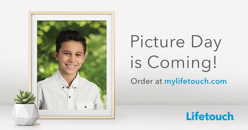 School Picture Day | September 27 Thumbnail Image