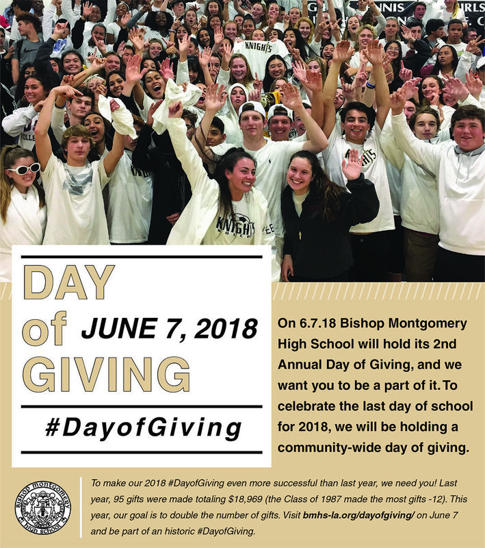 2nd Annual Day of Giving - June 7 Thumbnail Image